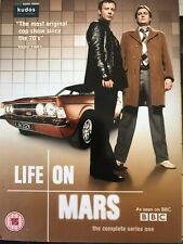 Life On Mars - Series 1 and 2 and Ashes to Ashes Box set