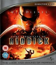 The Chronicles Of Riddick (HD DVD) - Free Postage - EU Seller
