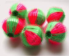 6 Waschbälle Flusenschreck Flusenkugeln Waschbälle Waschkugeln Bälle Fusseln