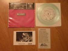 Labradford – Everlast -CLEAR VINYL -500 COPIES-POSTCARD