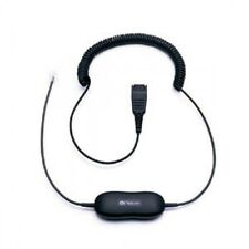 Jabra Gn Netcom Gn-1200 Smartcord with Qd to Rj9 Modular Plug for Direct Connect