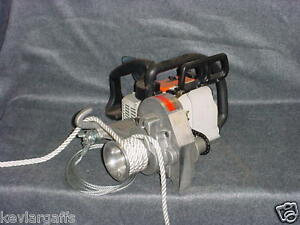 Simpson Capstan chainsaw Winch