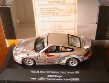 PORSCHE 911 GT3 CUP #11 INFINEON PIRELLI SUPERCUP 1999 ALTFRID HEGER ONYX XCL020