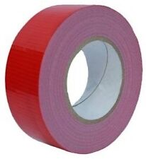 Red Gaffa Tape 48mm x 50 meters [SS5050RED] Duct , Elephant, Cloth Tape