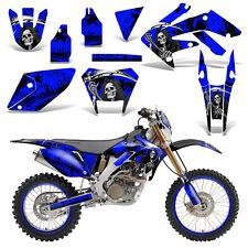 Honda CRF250X Dirt Bike Graphics Kit Decal Wrap Deco Stickers 2004-2016 REAP BLU