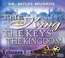 The King the Keys and the Kingdom - Volume 1 - 4 ( 16 Dvds ) - Myles Munroe