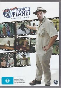 Leigh Hart's - Mysterious Planet - Complete Season 1 - DVD