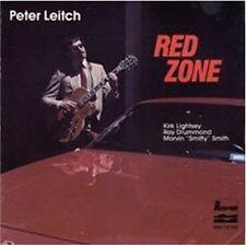 Peter Leitch - Red Zone [New CD]
