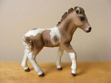 Schleich Retired Icelandic Pony Foal Miniature Horse Figurine