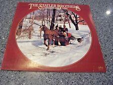 "The Statler Brothers ""Christmas Card"" MERCURY SRM 1-5012 LP"