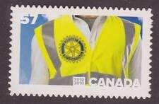 Canada 2010 #2394i Rotary International Centennial MNH die-cut