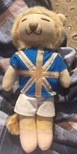 Original 1966 World Cup Willie Mascot Soft Toy In Superb Condition