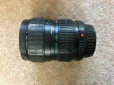 Pentax-A 28-80 mm zoom lens