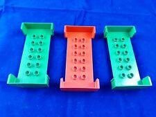 Lego  Duplo / Explore Eisenbahn Zubehör Set drei Teilig  (DU 58-81)