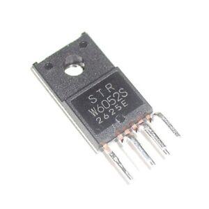 STRW6052S - NAZOU 6052S - W6052S circuit intégré
