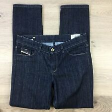 Diesel Hi-Vy Slim Stretch Women's Jeans Size W29 Actual W32 L30.5 (SS17)