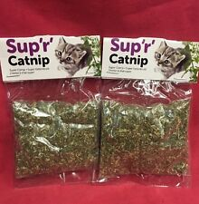 Catnip 2 x 20g For Cat Toys Irresistible Temptation For All Cats Wild Excitement