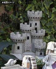 Disney Alice In Wonderland Garden Object Ornament Solar Light Castle Japan EMS