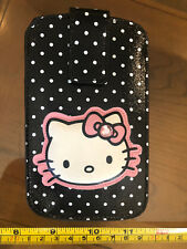 Hello Kitty Phone Cover Case Mobile Protection Spotty Pink Cute Official
