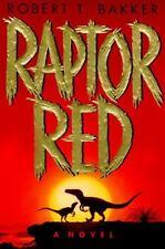 Raptor Red, Robert T. Bakker, Good Condition, Book