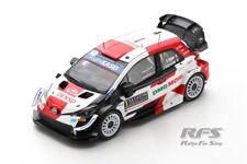 Toyota Yaris WRC Ogier Winner Rallye Rally Monte Carlo 2021 1:43 Spark 6582 NEU