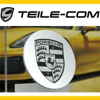 Porsche 911 997 991 Boxster/Cayman/Cayenne/Panamera Radzierdeckel Brillantsilber
