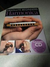 Harmonica Complete Picture Guide to Playing Beginners Play Along Cd