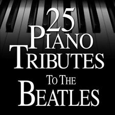 NEW 25 Piano Tributes to the Beatles (Audio CD)