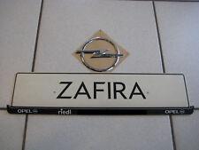 Zeichen Emblem Heckklappe original Zafira B Astra H Caravan vom Opel Händler