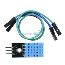 DHT11 Temperature And Relative Humidity Sensor Module For Arduino With Cabal