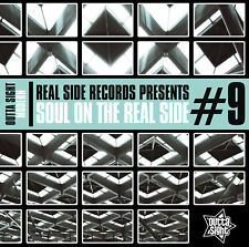 """SOUL ON THE REAL SIDE #9""""  20 STUNNING TRACKS"""