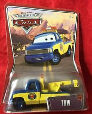Disney Pixar World Of Cars ~ Tow ~ Tow Truck  # 56 Piston Cup ~ NEW ON CARD
