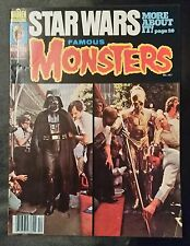 FAMOUS MONSTERS OF FILMLAND #139 - DECEMBER 1977 - STAR WARS