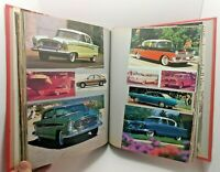 Vintage Scrapbook Full of Car/Automobile Magazine Print Ads from the 20s to 80s