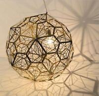 Etch Web Pendant Lamp Ceiling Light Suspension Chandelier Lighting Fixture Hot