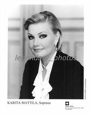 Karita Mattila Original Music Press Photo
