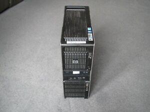 HP Z600 VM/PC Dual Xeon X5670 12-Core 64Gb 500Gb SSD +2Tb Quadro 2000 [i7-8700T]