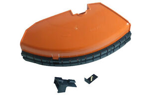 Mähschutz Schutz Fadenabschneider passend zu Stihl FS 86 106 130 160 220 280