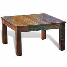 Wooden Square Coffee Tables