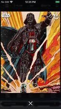 Topps Star Wars Digital Card Trader Retro Print 3 Darth Vader Insert Award