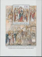 Czech Republic 2013 Art, Religion, Joint issue, Saint Cyril and Methodius MNH**