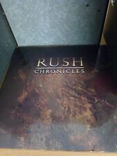 Rush Chronicles Vertigo Vinyl LP-Box. 3 LPs