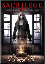 Sacrilege (DVD, 2017) *  Carmen Tonry, Jenn Foreman, Jordan Salloum