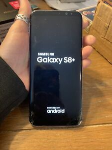 Samsung Galaxy S8 SM-G950U - 64GB - Midnight Black T-MOBILE