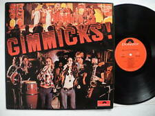 GIMMICKS Music Is What We Like To Play LP 1974 Sweden rare groove bossa psych EX