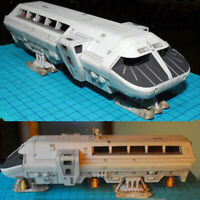3D DIY Paper Model Kit Film 2001 A Space Odissey Rocket Bus Moonbus