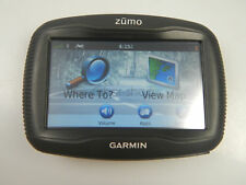 Garmin ZUMO 390LM Motorcycle GPS Navigator head only used work well
