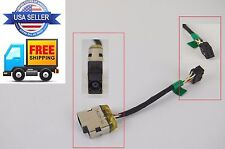 DC Power Jack Charging Port Plug In Cable Harness for HP Pavilion 756956-SD1 NEW