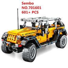 Sembo Blocks Kids Adult Building Toys Boys Puzzle Car Model 701601