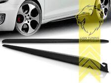 Seitenschweller für VW Golf 6 Limousine Variant GTI Optik